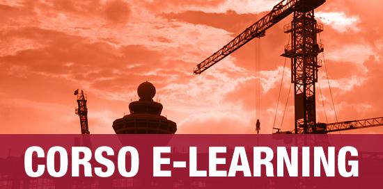 Icona del Corso su Operazioni aeroportuali e gestione cantieri E-.Learning